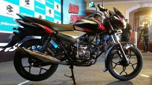 Bajaj Discover 110 Launched With CBS At Rs 52,273