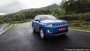Jeep Compass Recall India — Diesel Variant Of Compass SUV Recalled Over Emission Issue