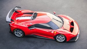 One-Off Ferrari P80/C Revealed — A Bespoke Throughbred