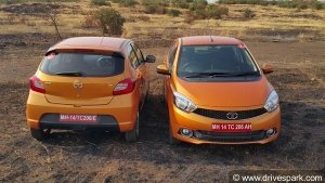 New Tata Hatchback For India In The Works — To Rival The Maruti Alto