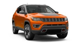 Jeep Compass Trailhawk Production Test Run Begins — Launching 2019