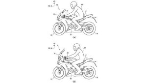 Honda Files Patents For Varying Riding Positions