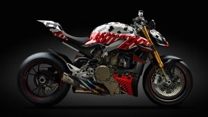 Ducati Officially Reveals The Street Fighter V4 — Will Make Debut At Pikes Peak
