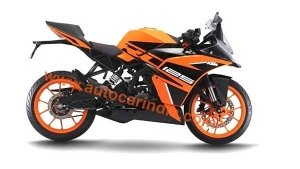 KTM Reveals First Official Teaser For The RC125 — The Little Hooligan Is Almost Here!