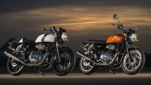 Öhlins Launches Aftermarket Suspension System For Royal Enfield 650 Twins