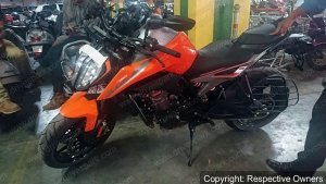KTM Put Rumors To Rest By Shipping Duke 790s To Dealerships Across The Country