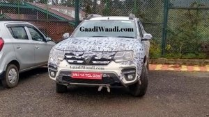 New Renault Duster BS-VI Spied Testing Ahead Of Launch: Spy Pics & Other Details