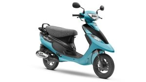 TVS Scooty Pep+ Matte Edition Launched In India: Priced At Rs 44,332