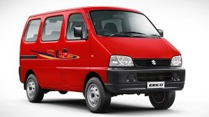 Maruti Suzuki Eeco Becomes Safer: Receives A Price Increase