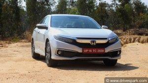 Honda Civic Retains Executive Sedan Segment Top Spot: Records 30% Month-On-Month Growth