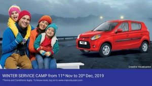Maruti Suzuki Starts Winter Service Camp: Offers Free Check Ups, Complimentary Washes & More
