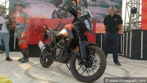 KTM 390 Adventure Unveiled At India Bike Week 2019: Here Are All The Details