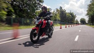 TVS Apache RTR 160 4V BS-VI First Ride Review: The Fun Little Street Bike Goes Green