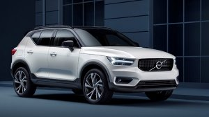 Volvo XC40 T4 R-Design Petrol Launched In India At Rs 39.90 Lakh, Ex-Showroom