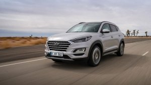Spy Pics: Hyundai Tucson Facelift BS6 Model Spotted Testing Ahead Of India Launch