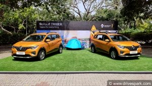 Renault Triber BS6 Models Launched In India Starting At Rs 4.99 Lakh Ex-Showroom
