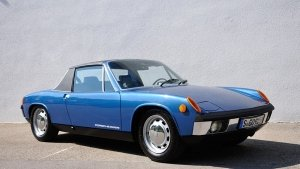 Porsche 914 Successor In The Works: Entry-Level, Purists' Car From Porsche Coming Soon