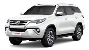 New Toyota Fortuner Facelift Spied For The First Time Ahead Of Its World Premiere: Spy Pics & Detail
