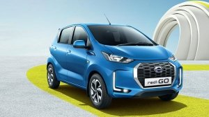 2020 Datsun Redi-GO Facelift Launched In India: Prices Start At Rs 2.83 Lakh