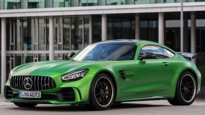 2020 Mercedes-AMG GT-R Launched In India: Prices Start At Rs 2.48 Crore