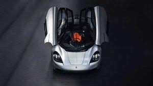 Gordon Murray T.50: The Purest, Lightest & Most Driver-Centric Supercar Ever Built