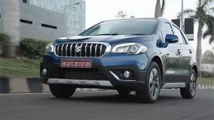 2020 Maruti S-Cross Petrol Launched In India: Prices Start At Rs 8.39 Lakh