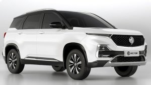 MG Hector Dual-Tone Variant Launched In India: Prices Start At Rs 16.84 Lakh