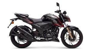 TVS Apache RTR 200 4V Launched With Super-Moto ABS: Priced At Rs 1,23,500