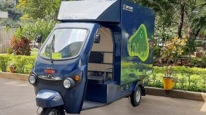 Kinetic Safar Jumbo Electric Cargo Three-Wheeler Launched In India: Prices Start At Rs 2.50 Lakh