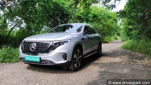 Mercedes-Benz EQC 400 4MATIC Review (First Drive): The Company's First All-Electric SUV