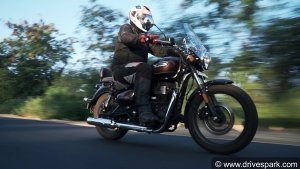 Royal Enfield Meteor 350 Review Video: How's It To Ride? Find The Answer Here!
