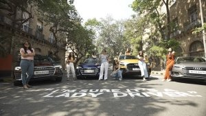 Audi Celebrated Women's Day With The #DriveTheChange Initiative: Read More To Find Out!