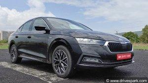 2021 Skoda Octavia First Drive Review