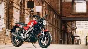 Pics: The Yamaha Motorcycle That India Needs — Yamaha XSR125