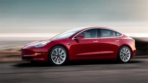 Tesla Model 3 Spy Pics: Electric Car Spotted Testing In India Ahead Of Launch