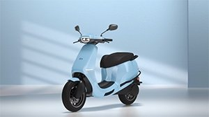 Pics: Ola Electric Scooter — Available In 10 Colours