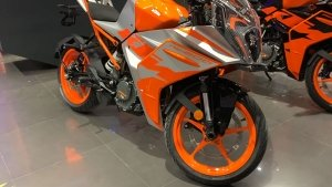 2021 KTM RC200 Arrives At Dealership: Gets Dual-Channel ABS As Standard