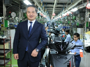Yamaha India Appoint New Chairman