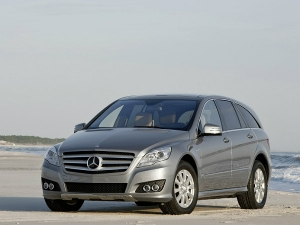 AM General To Build Mercedes R-Class In America