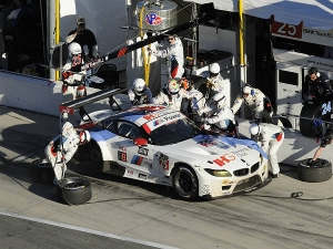Daytona: Team BMW RLL Finish Second And Fourth