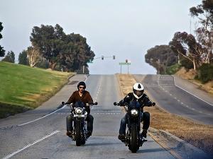 Keanu Reeves Launch Custom Motorcycle KRGT-1!