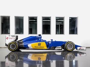 2015 Sauber F1 Team Livery Unveiled!