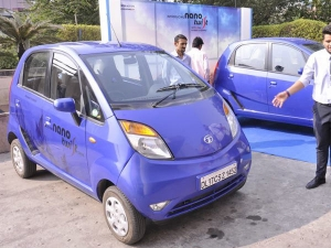 Tata Motors To Repackage Its Nano For India!