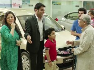 Video: Honda Mobilio Returns With Kapil Sharma!