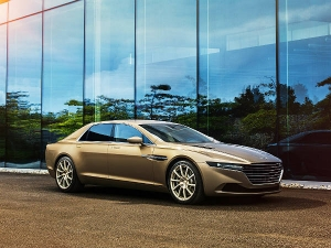 Aston Martin Lagonda Taraf: 200 More For Europe, SA