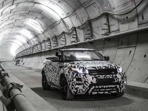 Range Rover Evoque Convertible Launch Confirmed