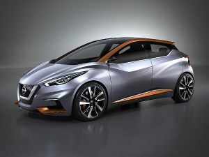 Nissan Sway Is How The Next-Gen Micra Will Look Like!
