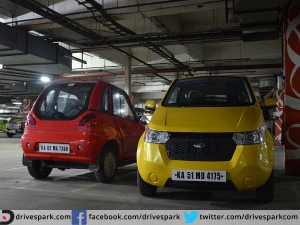 Mahindra Experimenting Driverless Car Technology