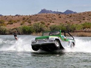 Top 10 Amphibious Vehicles That Really Exist
