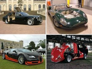 Top 10 Most Incredible Cars Ever Built